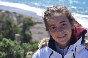 Patricia Agustí, una «regaladora» de sonrisas
