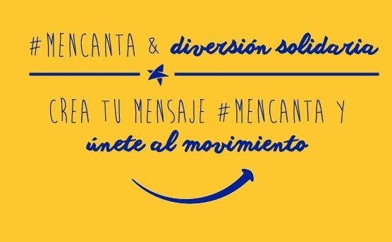 #MENCANTA la Diversión Solidaria