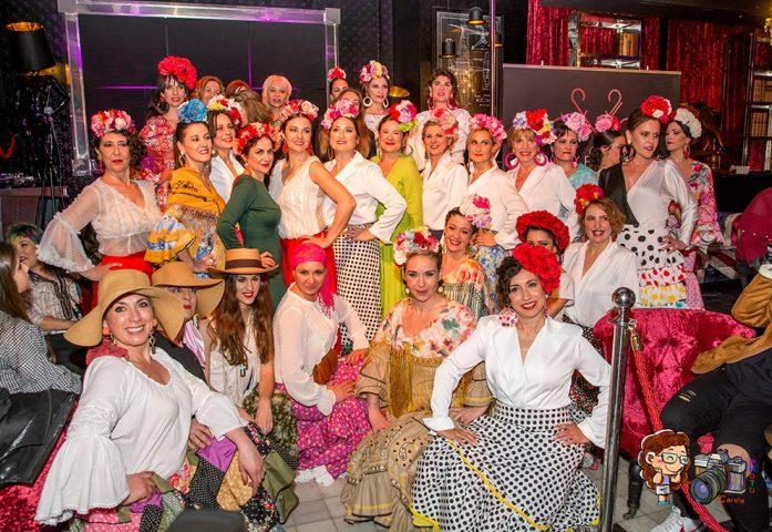 ¡Disfrutamos de un desfile de moda flamenca muy especial!