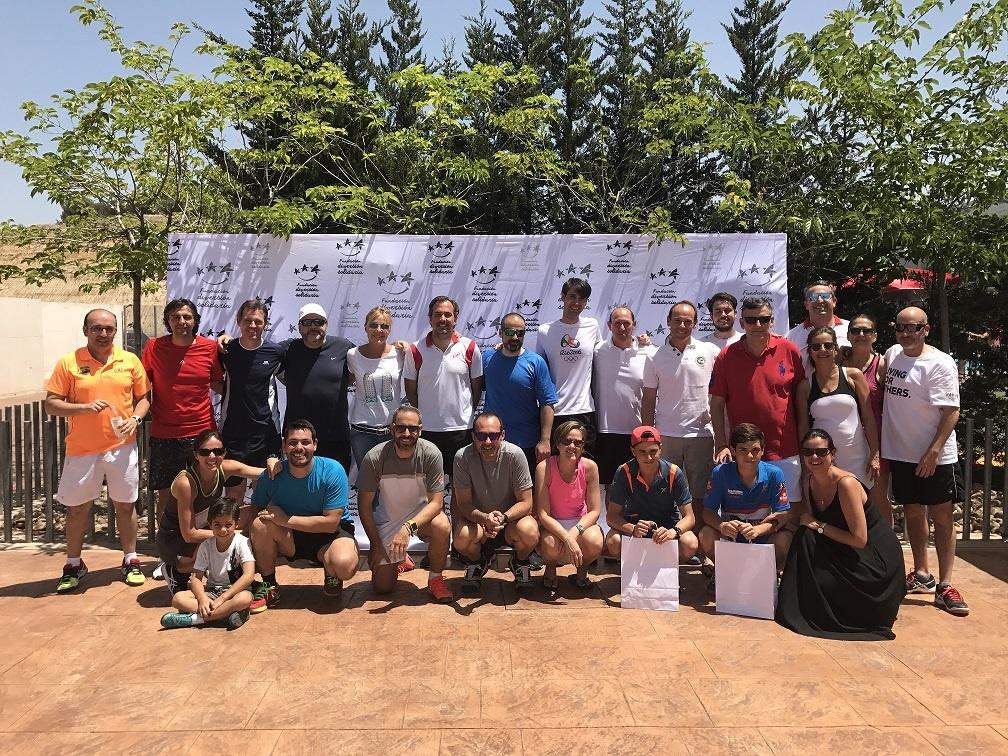I Torneo de Pádel Solidario Fundación Diversión Solidaria