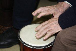 Sinfonía de los Recuerdos junto a mayores con Alzheimer