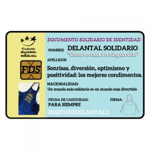 Delantal Solidario