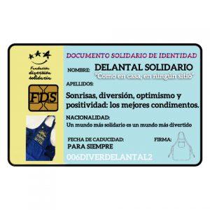 Delantal Solidario