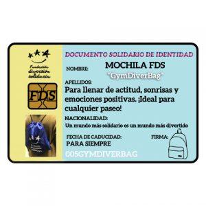 Mochila FDS
