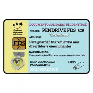 Pen Drive FDS 8 Gb